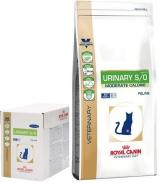 Royal Canin Urinary Cat S/O Moderate Calorie 7 kg + 12 saszetek gratis