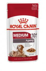 Royal Canin Medium Ageing (10+) 140 g x 10 saszetek