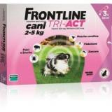 Frontline Tri-Act XS 2-5 kg