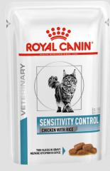 Royal Canin Sensitivity Control Chicken & Rice 85 g