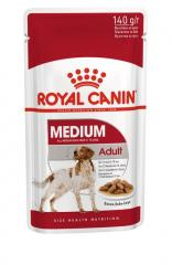 Royal Canin Medium Adult 140 g x 10 saszetek