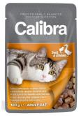 CALIBRA CAT ADULT DUCK & CHICKEN 100 G