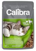 CALIBRA CAT ADULT LAMB & POULTRY 100 G