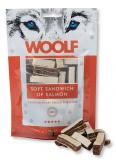 BRIT WOOLF SNACK SOFT SANDWICH OF SALMON 100G