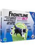 Frontline Tri-Act M 10-20  kg MISKA PODRÓŻNA GRATIS